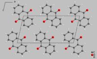 Kristallstruktur von Hoelit