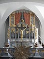 Hohnstein Stadtkirche Orgel 2017-07-18.jpg