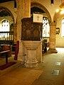 Holy Trinity Church, Kendal, Pulpit - geograph.org.uk - 1245397.jpg