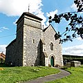 Holy Trinity Church Nuffield, Oxon, England - from the NW.jpg