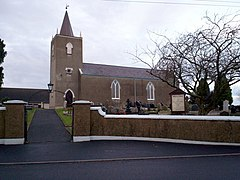 Holy Trinity Parish Church (C of I), Aghalee - geograph.org.uk - 657268.jpg