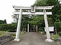 Homi Shrine Torii.JPG
