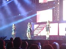 Honeyz live in Scotland.jpg