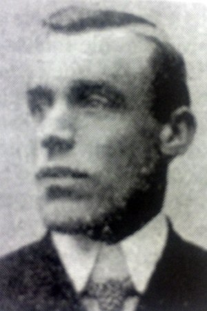 Harry Robotham - Robotham while with Fulham in 1905