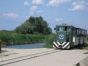 Fishery Railway Hortobágy - Image: Hortobágy kisvasút