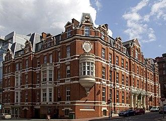 Hotel du Vin - Image: Hotel Du Vin old eye hospital 1 (4616294986)