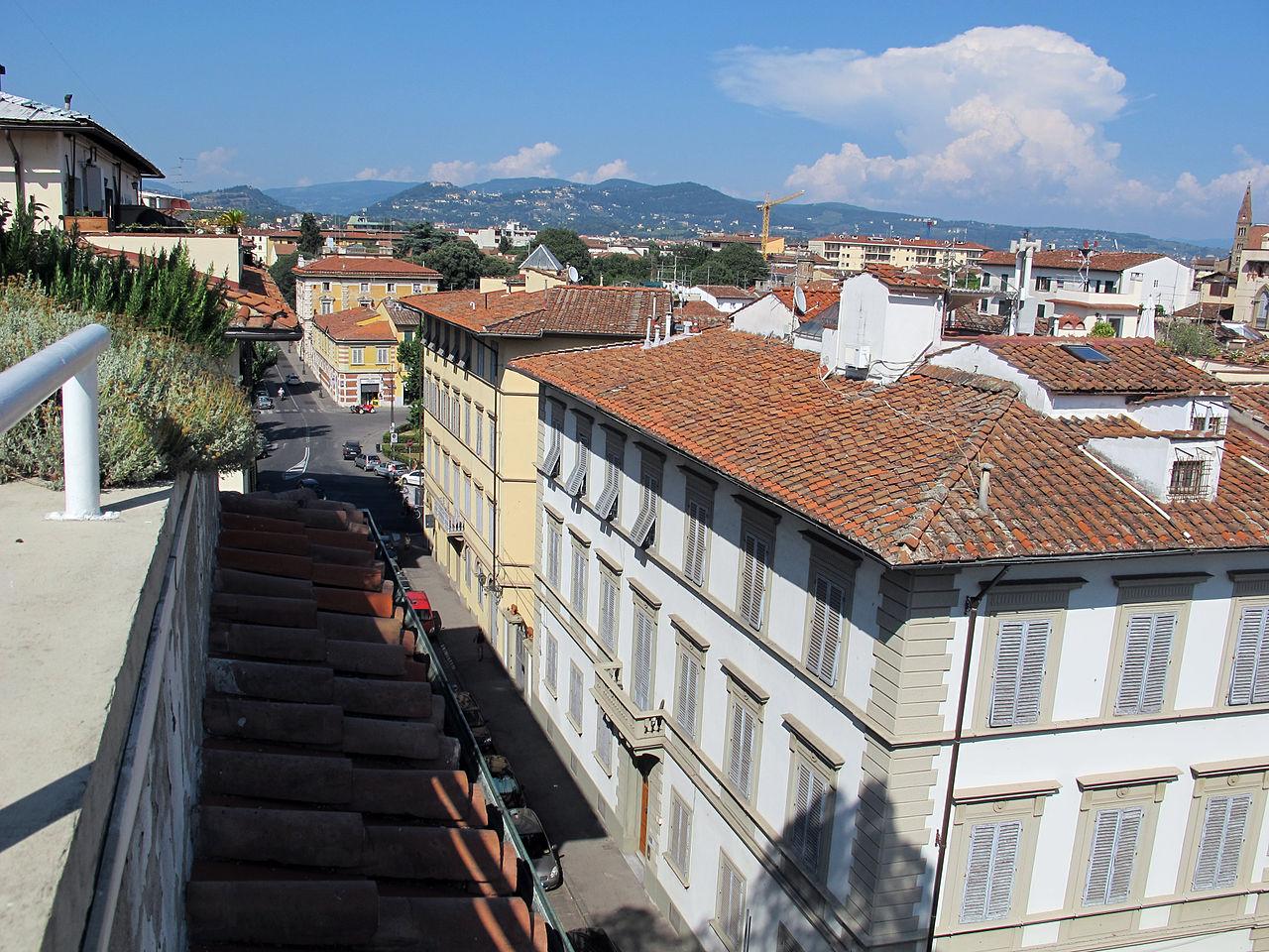 File Hotel Kraft Terrazza Veduta 10 Via Palestro Jpg