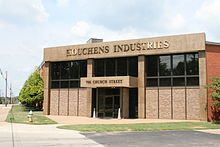 Houchens Industries Corporate Office.