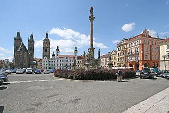 Hradec Králové District - Hradec Králové city