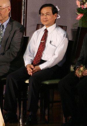 Mayor of Tainan - Image: Hsu Tain Tsair