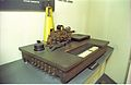 Hughes Teleprinter - ACCN 61-47 - Communication Gallery - BITM - Calcutta 2000 203.JPG