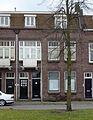 Huis. Burgemeester Martenssingel 125, 127 in Gouda.jpg
