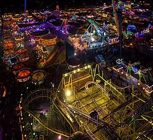 Hull Fair - Hull Fair, October 2015
