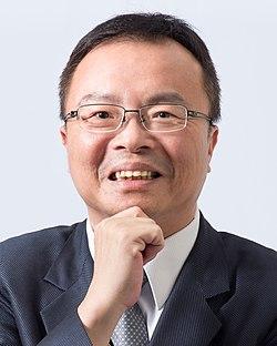 Hung Chun-Yi - by Huang Kuan-Ju (cropped).JPG