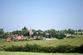 Hungarton Human settlement in England