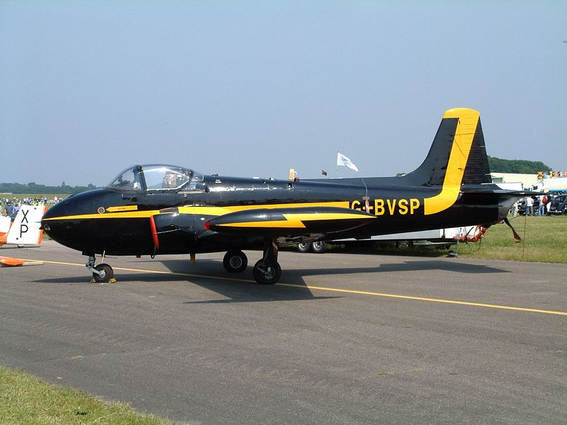 File:Hunting P-84 Jet Provost T3A AN0370444.jpg
