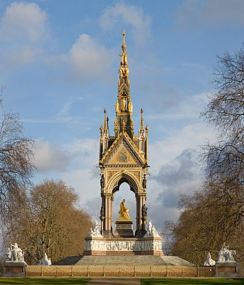 Hyde Park Albert Memorial Jan 2006.jpg