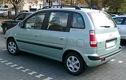 Hyundai Matrix rear 20071004 (1).jpg