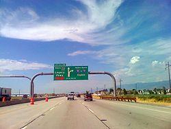 Interstate 215 (Utah) - Wikipedia