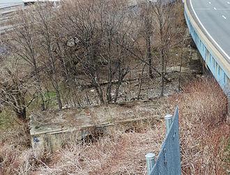 Sedgwick Avenue (IRT Ninth Avenue Line) - West end of platforms.