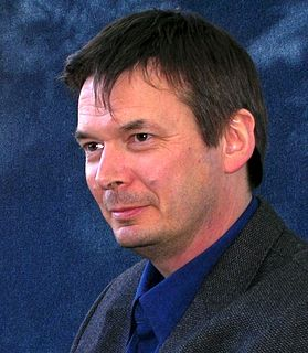 Ian Rankin Scottish crime writer