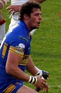 Ian Kirke English rugby league footballer