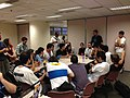 Ibericoop meeting Wikimania 2013.jpeg