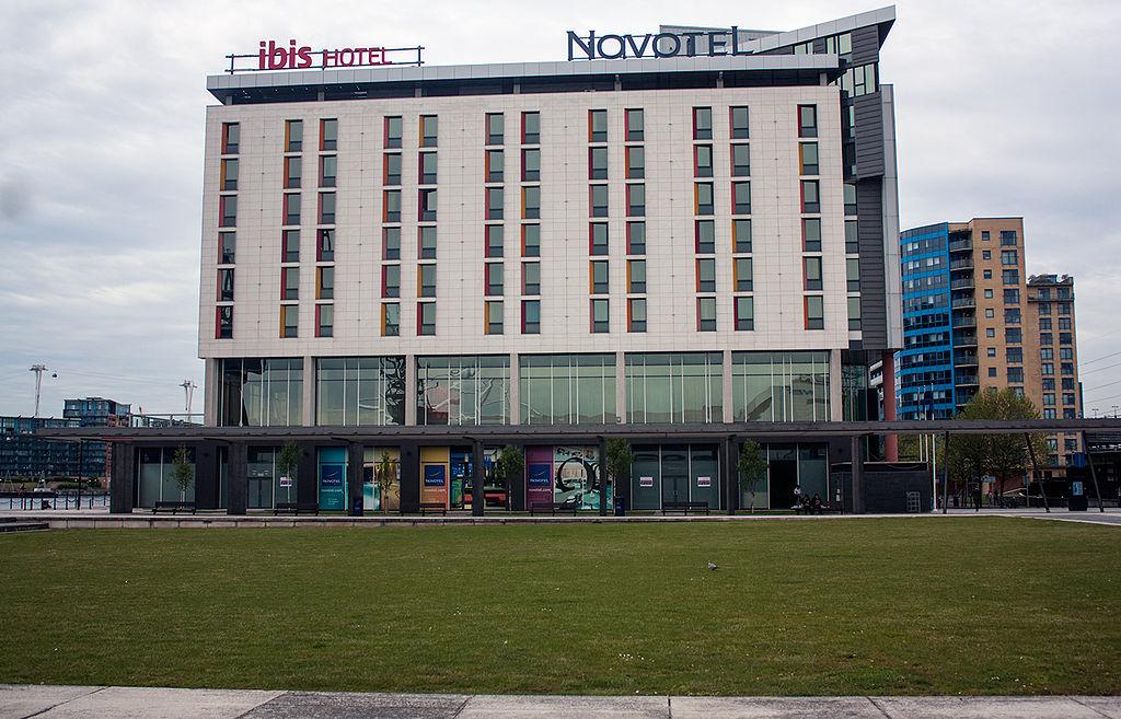 Hotel Ibis Centre Euromed Marseille