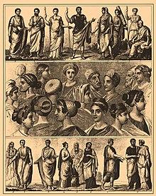 Ancient roman society