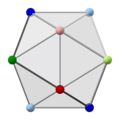 Icosahedron with colored vertices, 2-fold.png