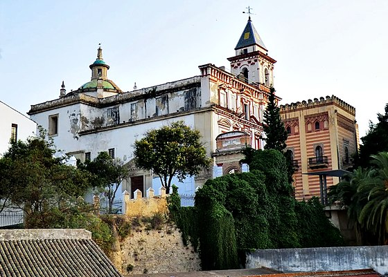 Iglesia De La Merced Sanlúcar De Barrameda Wikiwand
