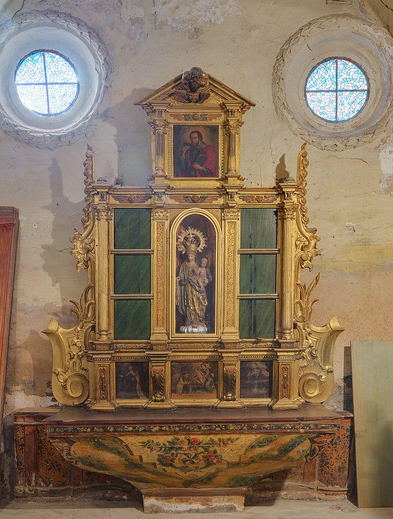 Calatayud Spain  city photo : Archivo:Iglesia de San Andrés, Calatayud, España, 2015 01 09, DD 028 ...
