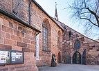 Iglesia de Santa Clara, Núremberg, Alemania, 2013-03-16, DD 01.jpg