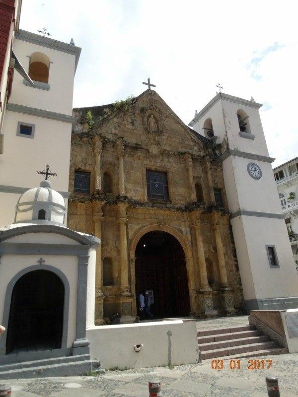 Iglesia de la merced old