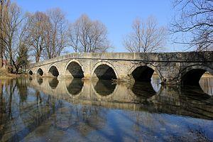 Roman bridge on Ilidža - Roman bridge