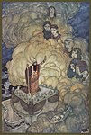 Illustration by Edmund Dulac from One Thousand and One Nights 09.jpg