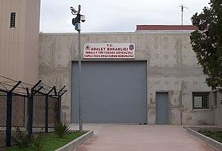 İmralı prison Prison in Turkey