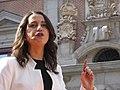 Inés Arrimadas, política constitucionalista catalana, del partido Ciudadanos (Cs), en un acto en Madrid, España.jpg