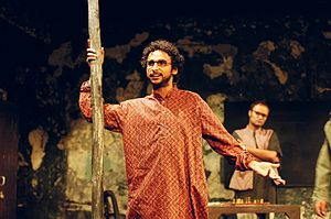 Inaamulhaq - Inaamulhaq as Ivan Kaliayev in Albert Camus's The Just Assassins