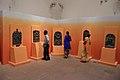 Indian Buddhist Art Exhibition - Ground Floor - Indian Museum - Kolkata 2016-03-06 1637.JPG