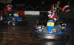 Go-kart - Indoor kart rental