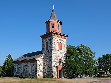 Iniö Church