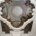 Interieur, bel-etage, achterzijde (Zaal), plafondschildering, De ontmoeting van koning Salomo en de koningin van Sheba - Amsterdam - 20391749 - RCE.jpg