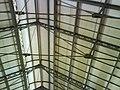Interior de la cubierta del Mercado del Val (Valladolid).jpg