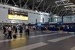 Interior of Beijing Capital International Airport T2 20170723.jpg