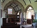 Interior of Upton Hellions church - geograph.org.uk - 2380032.jpg