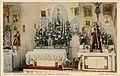 Interior of church, Pueblo of Isleta, New Mexico. Fred Harvey series. (NBY 22048).jpg