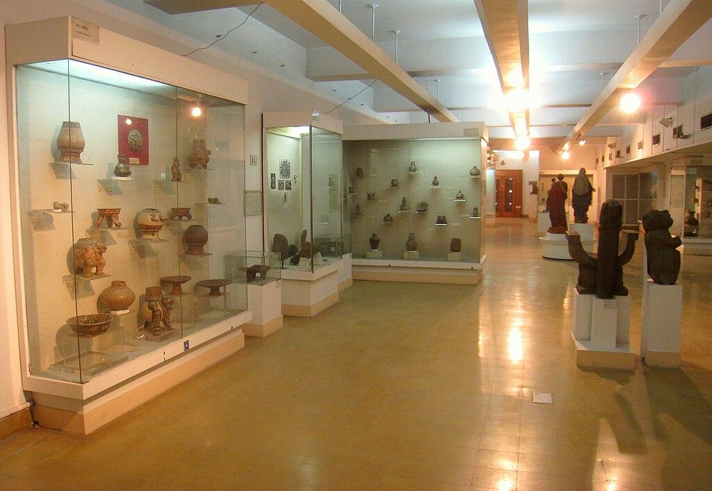 Interior view - National Museum, New Delhi - IMG 2317