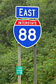 Interstate 88 sign.JPG