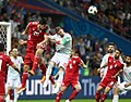 Iran and Spain match at the FIFA World Cup 26.jpg